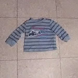 Boys Long Sleeve T-shirt 3-6M